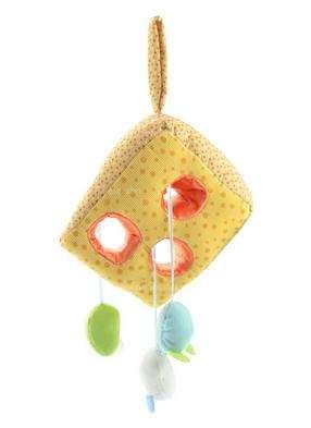 """Развивающая игрушка """"Сырный домик"""" (11 задач) в Перми Фото 4"""