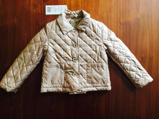Куртка новая Gulliver 110
