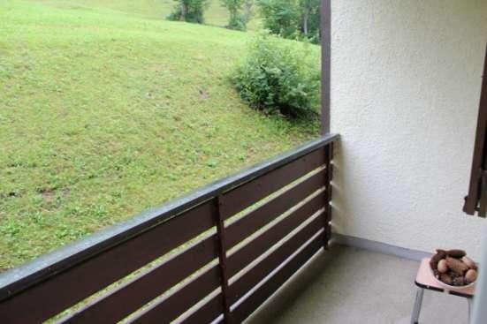 Квартира-студия Бэльэр в Швейцарии