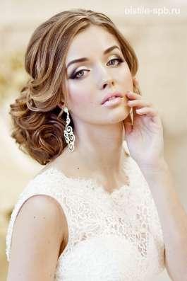 Услуги выездного стилиста (прически, макияж, укладки, плетен в Калининграде Фото 3