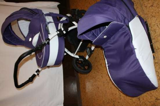 Продаю коляску Nastella Sprinter 2-1