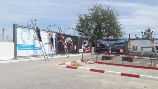 Constructii din metal pentru banner в г. Ianca Фото 1