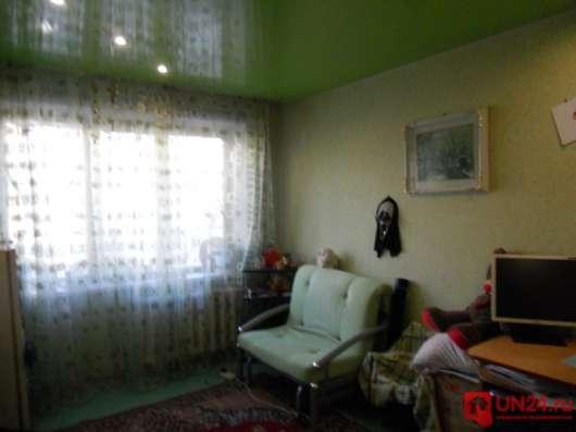 3-комнатная квартира с хорошим ремонтом