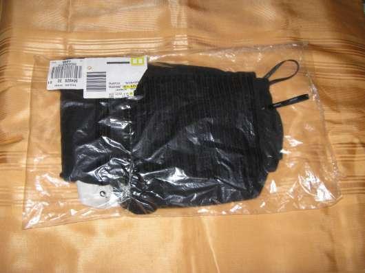 Жакет APART новый вязаный, с отдельным ремнём, черный