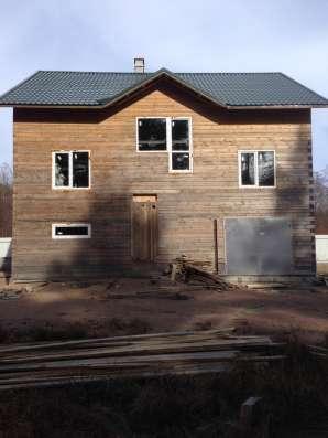Дом 260 кв. м. в Приморске