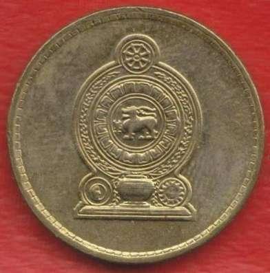 Шри-Ланка 5 рупий 2013 г.