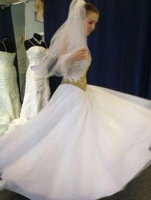 Эксклюзивное свадебное платье Klienfield в Москве Фото 4
