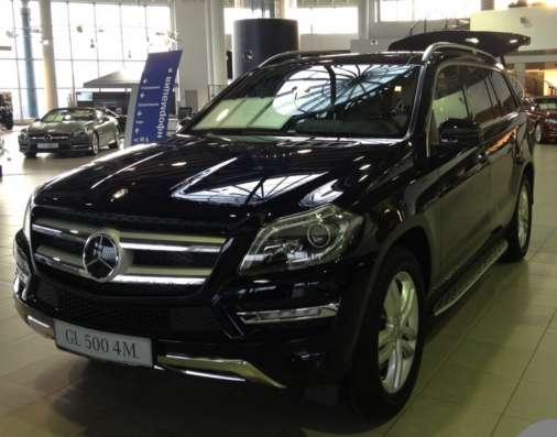 Продажа авто, Mercedes-Benz, GL-klasse, Автомат с пробегом 34000 км, в Санкт-Петербурге Фото 1