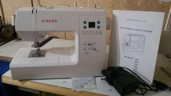 Продается бытовая швейная машина SINGER