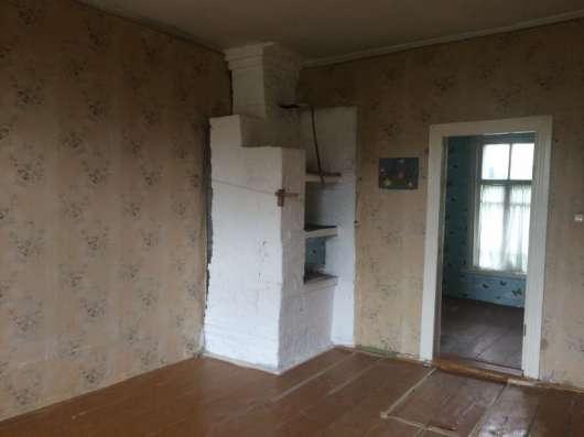 Часть дома в д. Романово