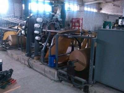 Линия по производству бумажных мешков в г. Балахна Фото 4