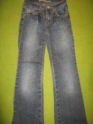 джинсы для девочки 122 и 134 в Челябинске Фото 3