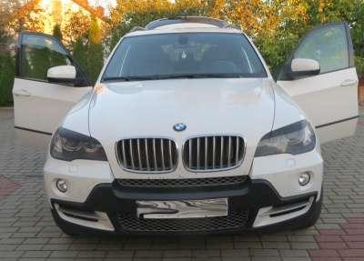 автомобиль BMW Х5