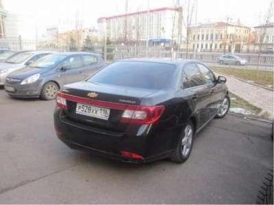автомобиль Chevrolet Epica, цена 431 000 руб.,в Казани Фото 2