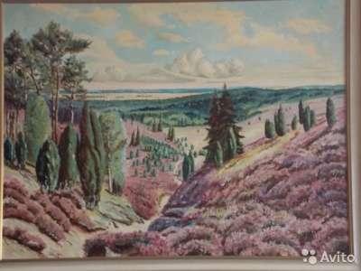 Картину на холсте -пейзаж