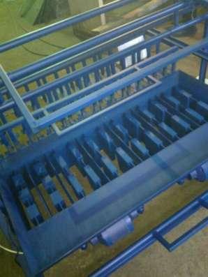 Станок для производства шлакоблока  ВСШ