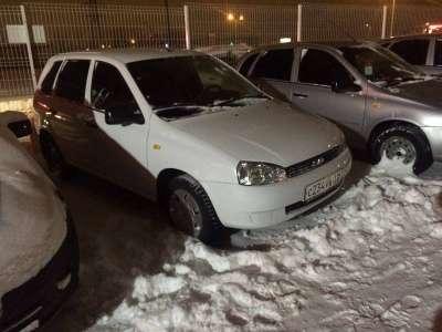 автомобиль ВАЗ 1117 Калина, цена 210 000 руб.,в Казани Фото 1