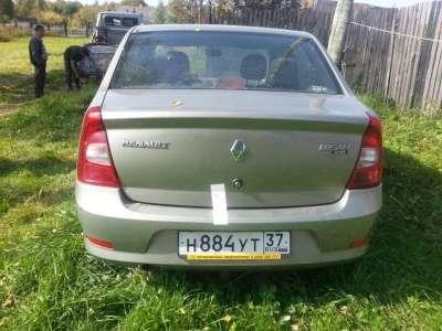 автомобиль Renault Logan, цена 200 000 руб.,в Иванове Фото 4