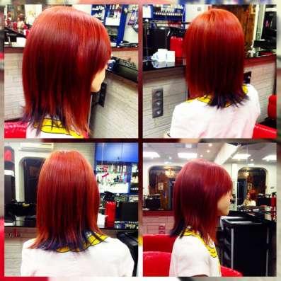 Окрашивание (Окраска) волос -DAVINES (Италия) Москва ЮАО Фото 5