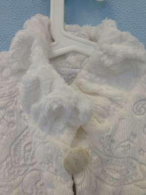 Шубка-курточка для невесты