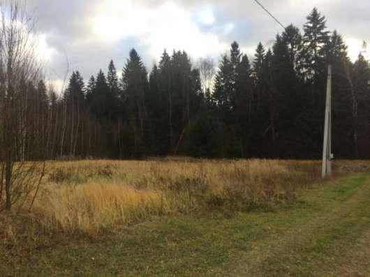 """Продается земельный участок в СНТ """"Химик"""", (рядом деревня Пушкино), 106 км от МКАД по Минскому шоссе."""