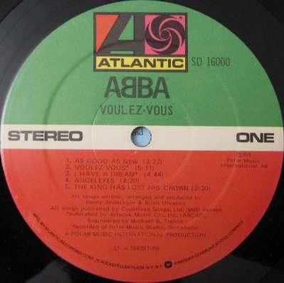ABBA - Voulez-Vous (USA)