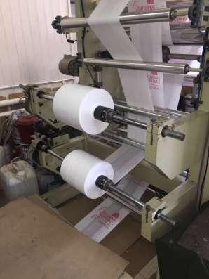 Цветная флексографская печатная машина SL-FG800-6, произво