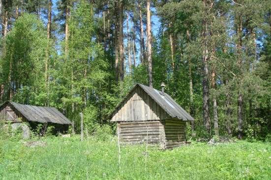 Продам финский дом в п. Кротово Приозерского ра на 55 сотках