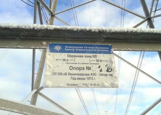 Знаки безопасности от производителя. ГОСТ в Нижнем Новгороде Фото 2