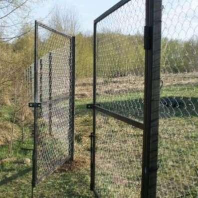 Ворота и калитки садовые
