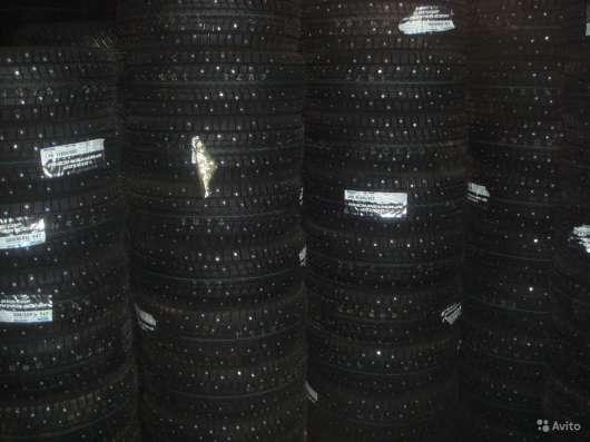 Новые шипы Dunlop 265/70 R16 Winter ICE01 в Москве Фото 4