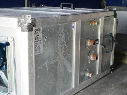 Нагрев вентиляция Моноблок Litened A в Челябинске Фото 1