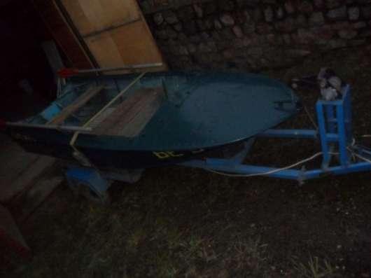 Лодка с мотором и прицепом в г. Гомель Фото 2
