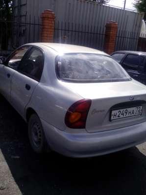Продажа авто, ЗАЗ, Chance, Механика с пробегом 48000 км, в Тюмени Фото 2