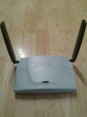Nortel Wireless Access Point 7215
