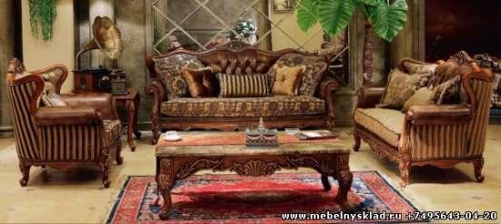 Мягкая мебель из Китая и Италии в Москве Фото 4