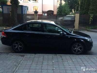 подержанный автомобиль Opel Astra