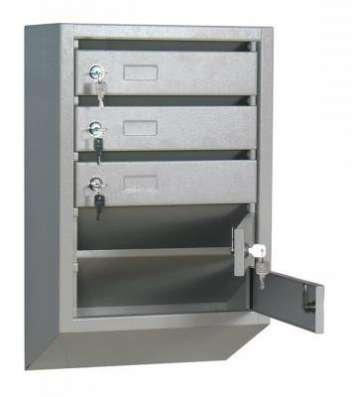 КП-5 многосекционный почтовый ящик