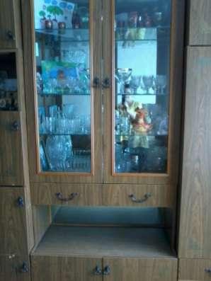 шкаф для посуды от мебельной стенки