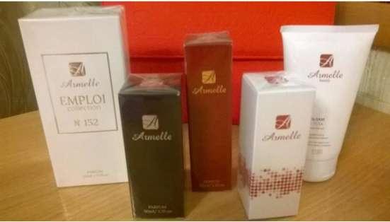 Парфюмерный бизнес Armelle