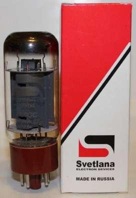 Радиолампа 6L6GC Svetlana, Подбор в пары, кварте