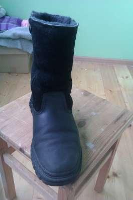 Ботинки зимние в Ханты-Мансийске Фото 5