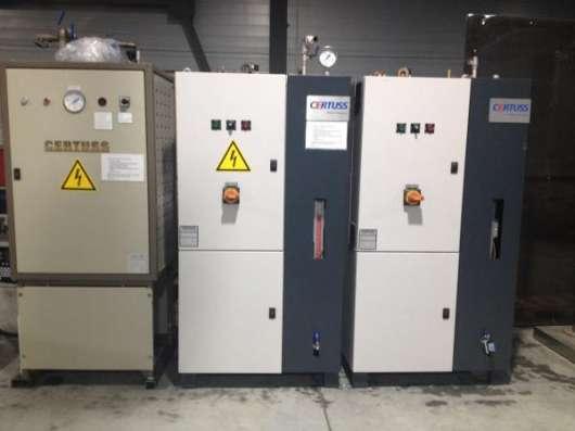 Парогенератор CERTUSS Electro Е40М, Германия