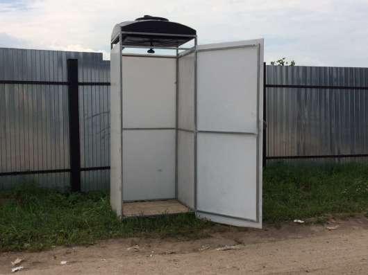 Туалет дачнй