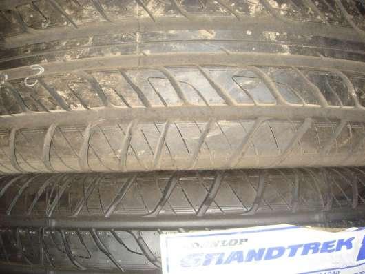 Новые 245/55 R19 Grandtrek PT3 шины данлоп