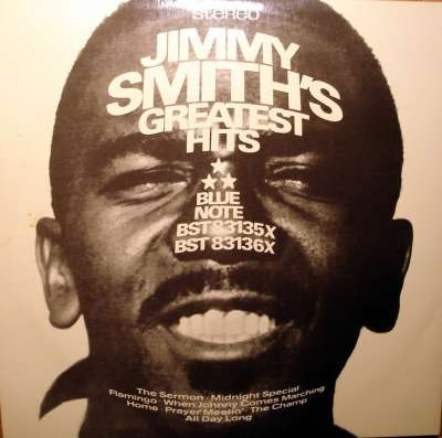 Jimmy Smith ‎– Jimmy Smith's Greatest Hits
