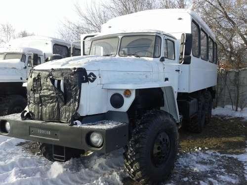 хтовый автобус на шасси Урал 2016 г.в. без пробега в наличии в Миассе Фото 4