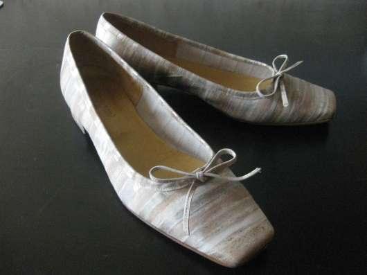 Туфли новые Италия ручная работа