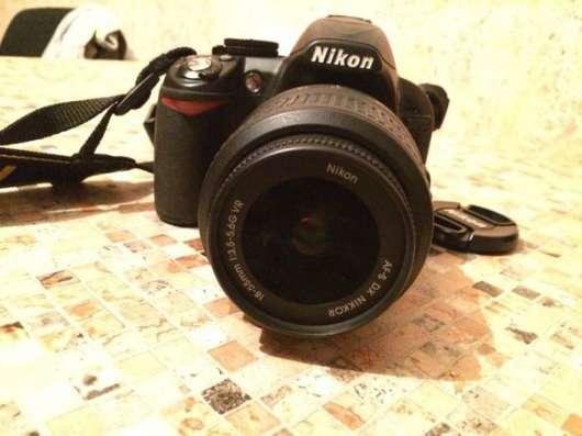 Фотоаппарат Nikon d3100 18-55