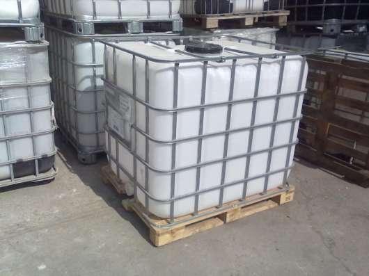 Еврокубы 1000 л. Емкости кубовые (пропаренные б/у);